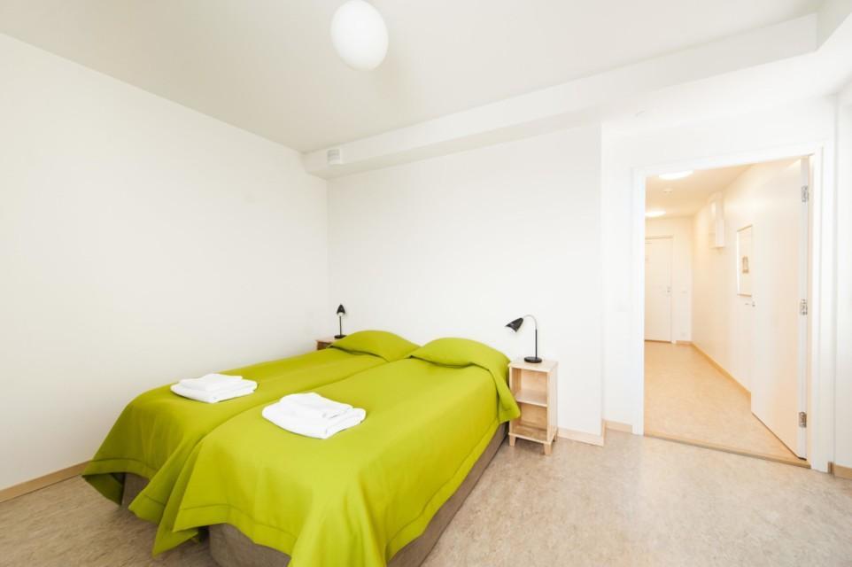 Unihome - Töölö towers - Sisustettu asunto 2mh 65 m2