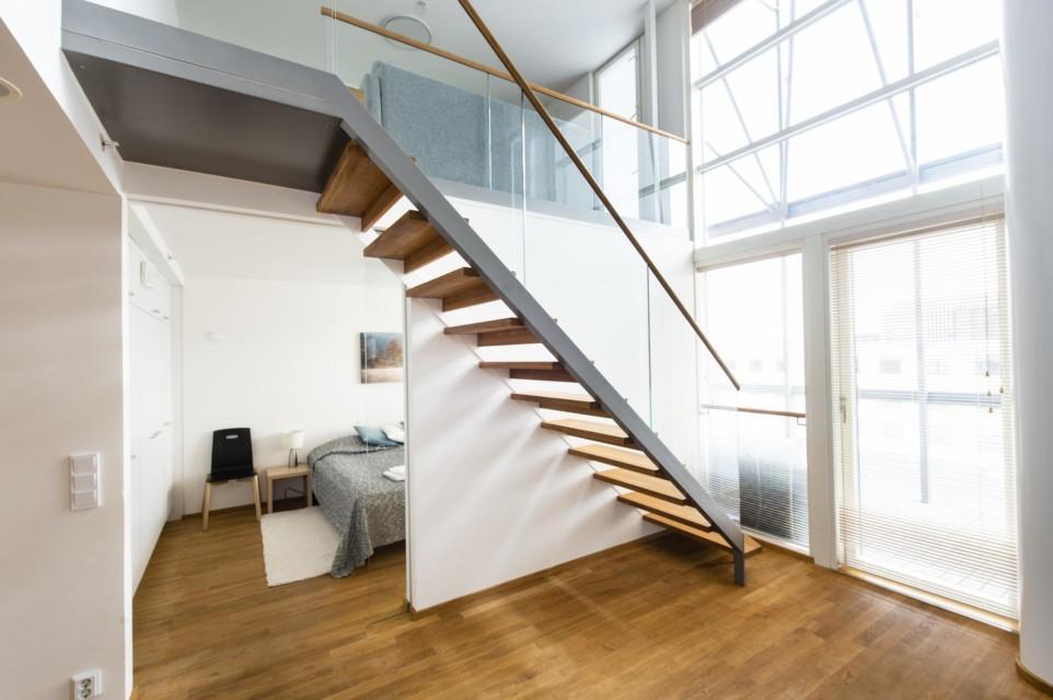 Unihome - Aalto Inn - one-bedroom flat