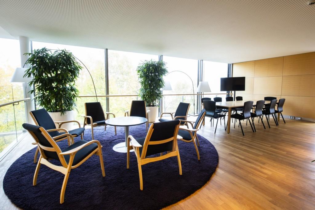 Yleinen tila, lounge
