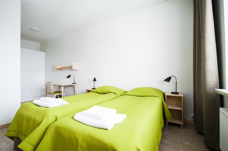 Unihome - Töölö Towers - Kalustettu asunto, 1mh