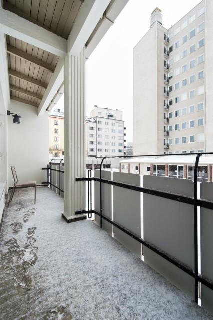 Unihome - Töölö towers - Rivitalo