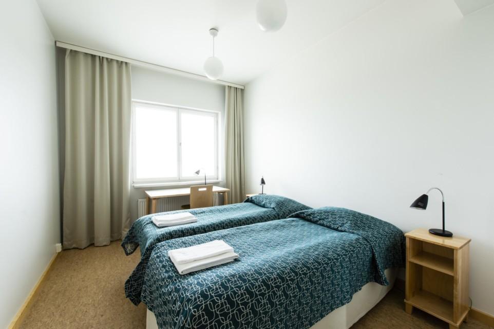Unihome - Töölö towers - Furnished apartment 2mh Economy