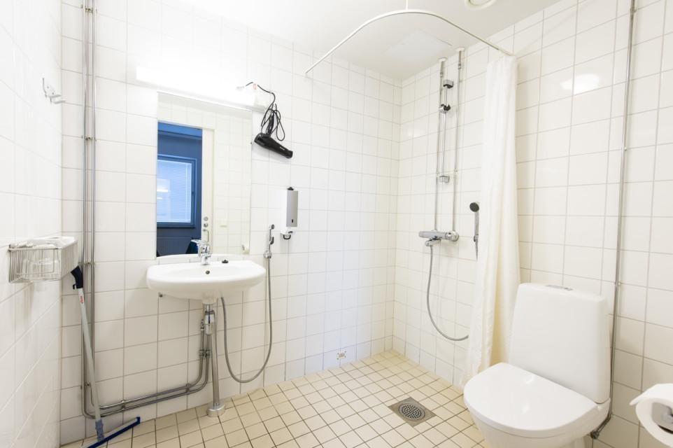 Unihome - Töölö Towers - Pesuhuone