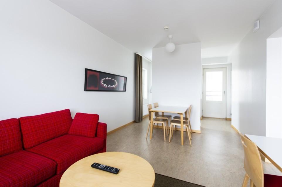Unihome - Töölö Tower - furnished apartment, 46 m2