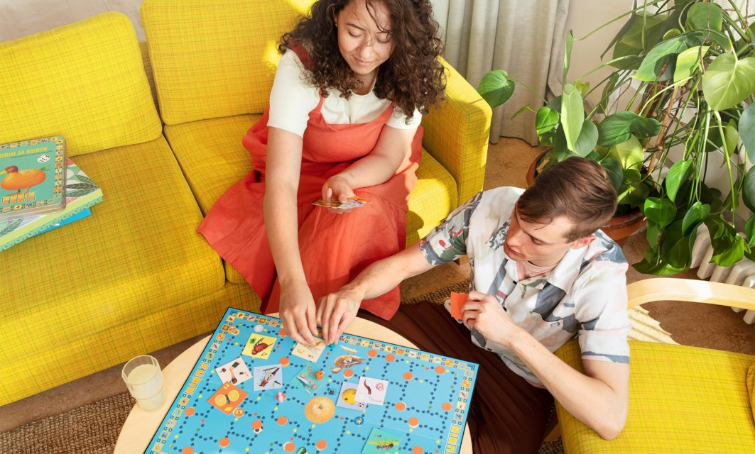 Unihome board game