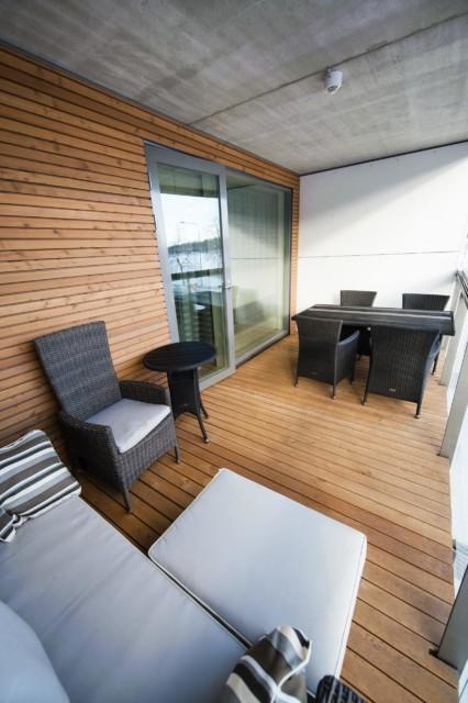 Unihome - Aalto Inn - Studio with balcony