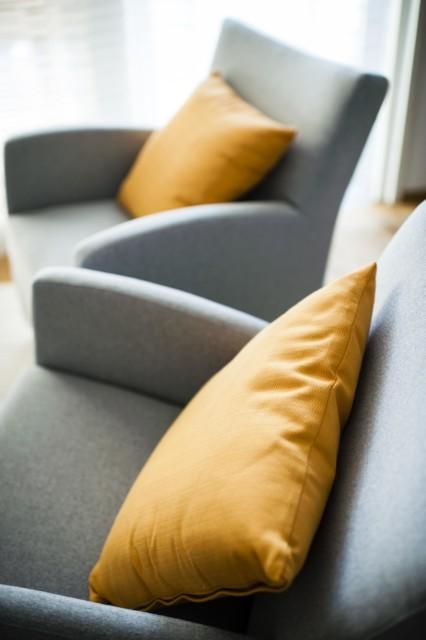 Armchairs at Unihome